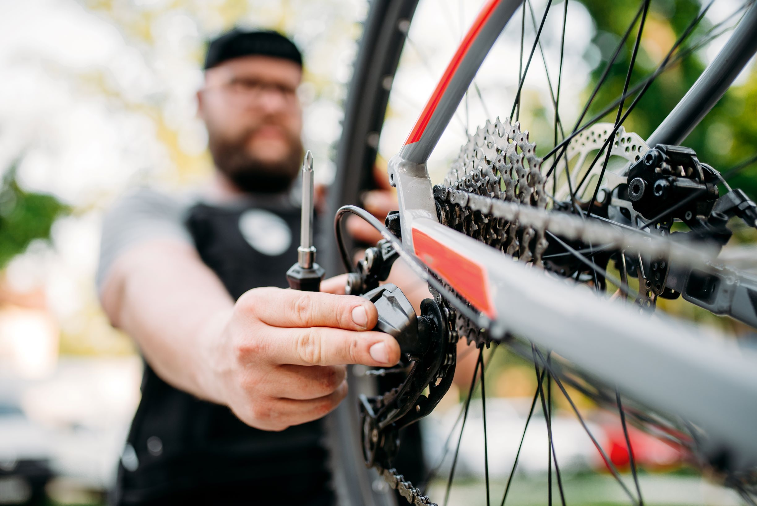Get bike parts when you need them!  Get Bike-Link today!